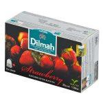 Dilmah tea akció eper