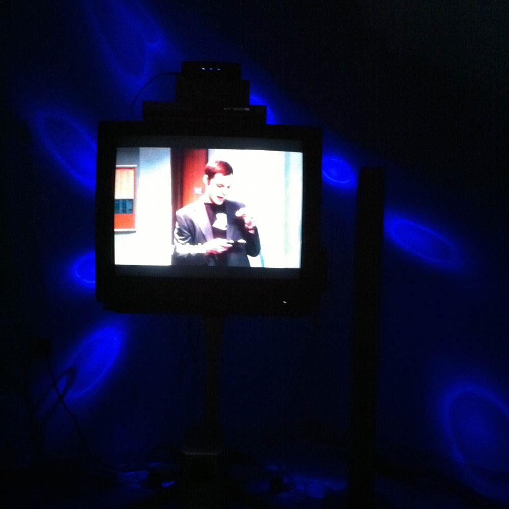 TV háttérvilágítás