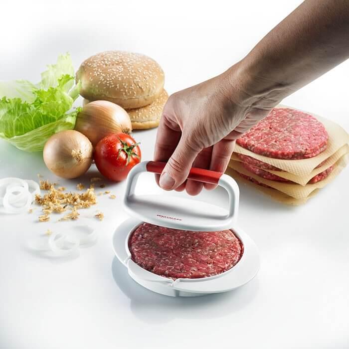 Konyhai kiegészítők: Hamburger, húspogácsa készítő