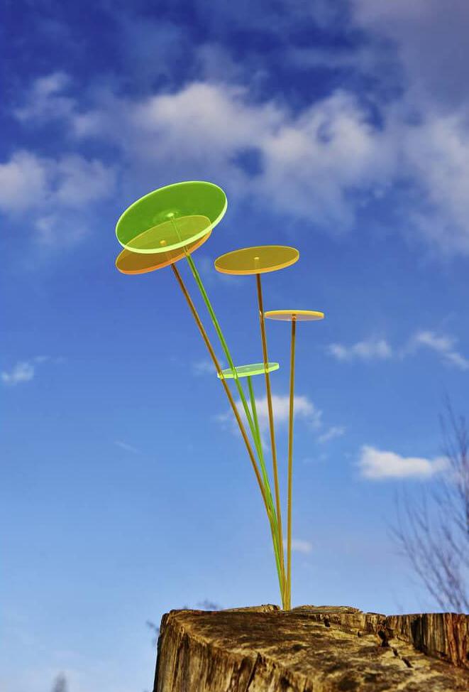 Swing Lights leszúrható napelemes lámpa