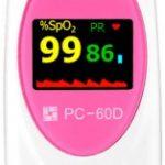 véroxigénszint mérés Crativel PC-60D2 véroxigénszintmérő