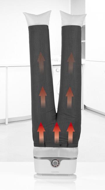 Nadrágvasaló feltét nadrággal